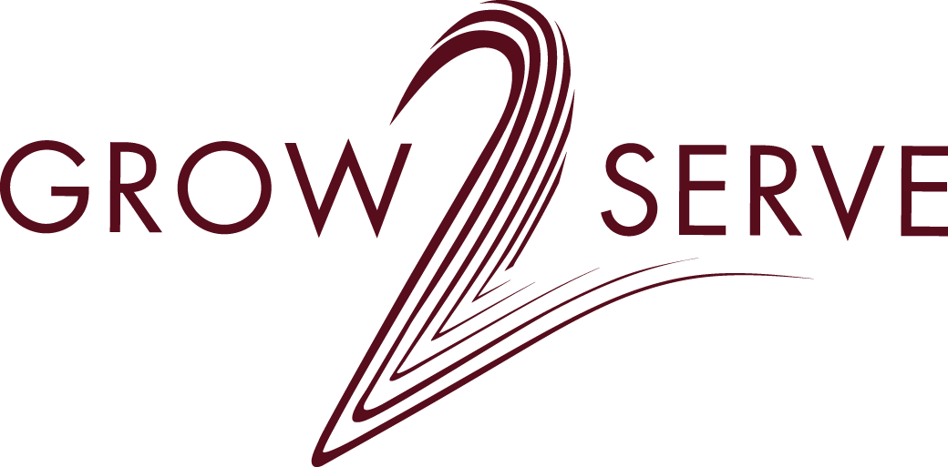 Grow2serve logo